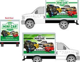 #30 for BOX TRUCK WRAP DESIGN by Win112370