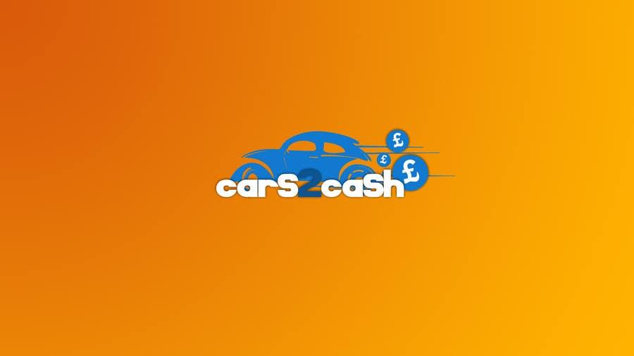 Contest Entry #48 for Website logo design - cars to cash