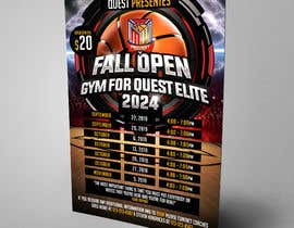 #24 for Basketball Flyer by Magicreative100