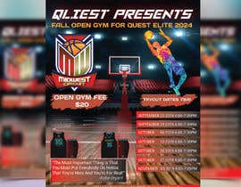 #44 for Basketball Flyer by shakil443