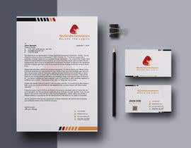 #49 for Logo + Letter Head design af mdemonbhuiyan555