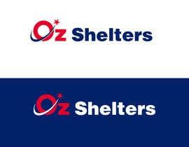 AhamedSani tarafından OZ Shelters Trademark Logo için no 97
