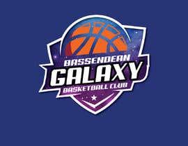 Nro 1 kilpailuun Bassendean Galaxy Basketball Club logo käyttäjältä zainashfaq8