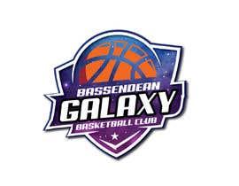 Nro 13 kilpailuun Bassendean Galaxy Basketball Club logo käyttäjältä zainashfaq8