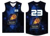 Graphic Design Kilpailutyö #5 kilpailuun Bassendean Galaxy Basketball Club logo