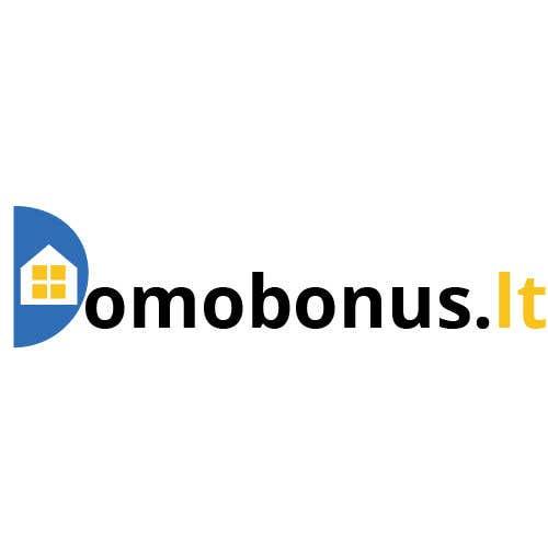Contest Entry #19 for Domobonus.lt logo