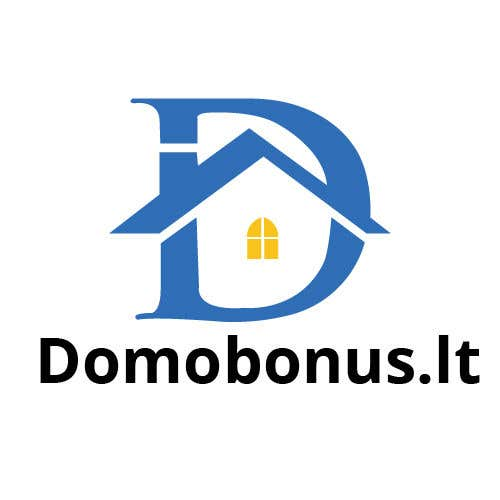 Contest Entry #21 for Domobonus.lt logo