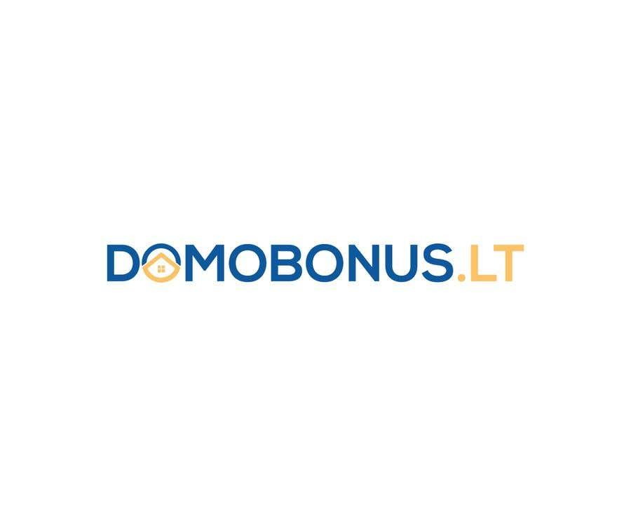Contest Entry #131 for Domobonus.lt logo