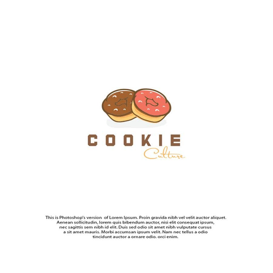 Konkurrenceindlæg #50 for I'm launching a cookie business. My business will ship cookies all over the country. I'm looking for a catchy and  funky logo that grabs attention.