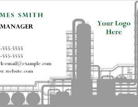 #154 для Industrial Business Card Design от jowildt
