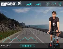 #4 for Design of indoor- cycling training video (static) graphics and overall video layout af mahmoudelkholy83