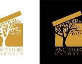 #53 untuk Logo for Ancestors Unboxed oleh gbeke