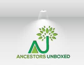 #75 untuk Logo for Ancestors Unboxed oleh mf0818592