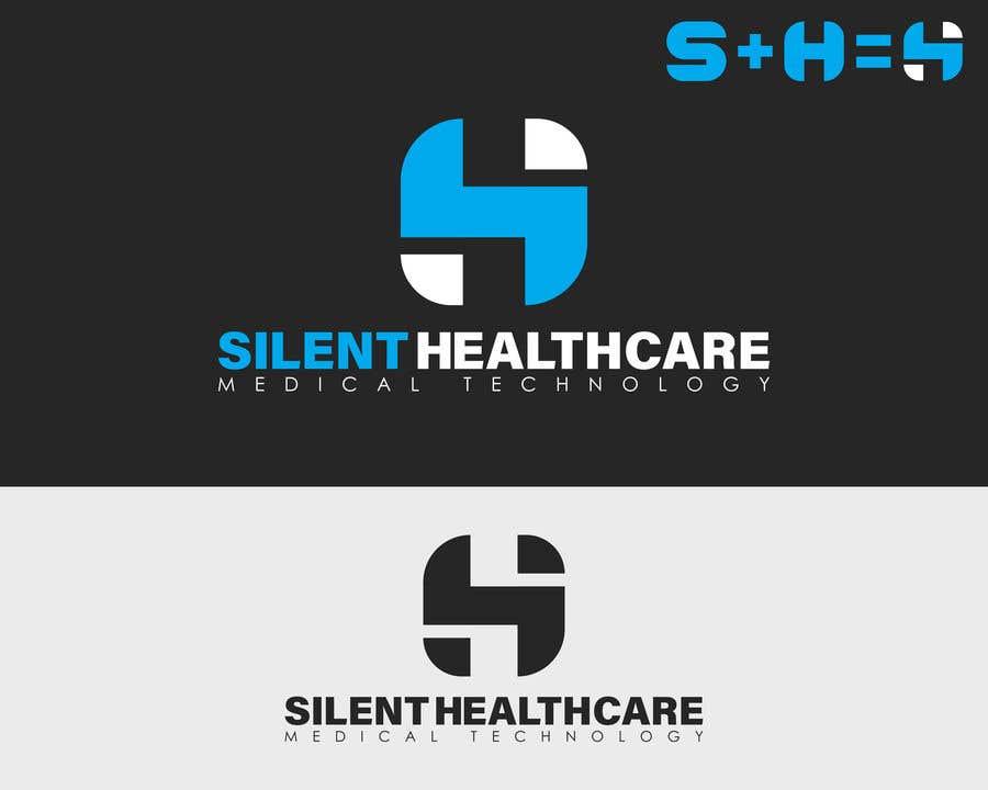 Bài tham dự cuộc thi #769 cho Logo Design for a MedTech company (startup) - Silent Healthcare