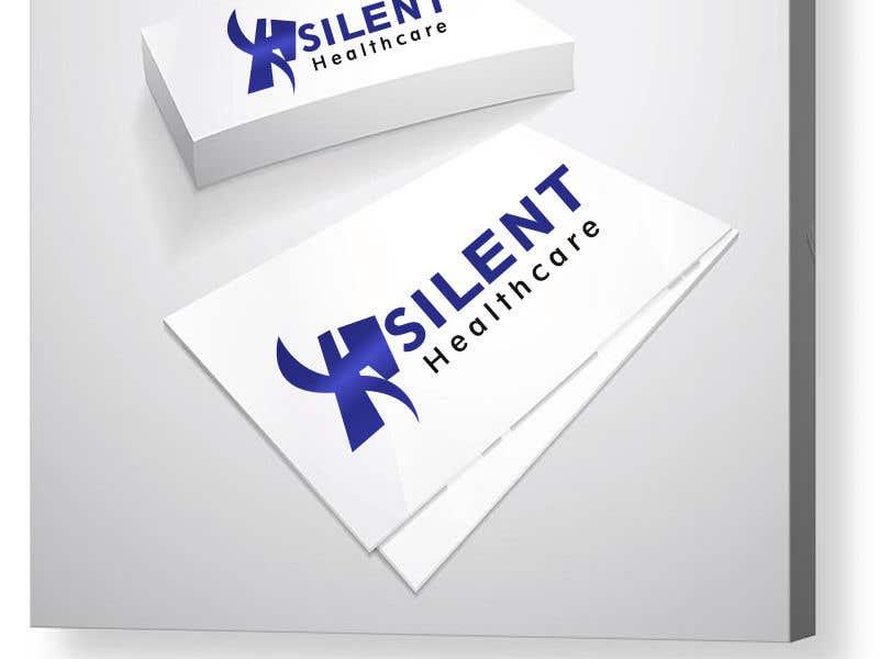 Bài tham dự cuộc thi #772 cho Logo Design for a MedTech company (startup) - Silent Healthcare