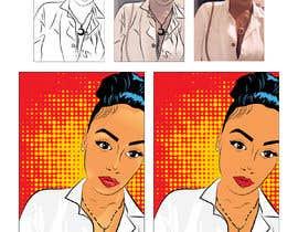 #50 untuk Need pop art made oleh sarvsarr
