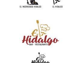 jagc01 tarafından Logo para restaurante El Hidalgo için no 66