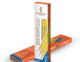 nº 7 pour Package Design For A Dozen Pencils par Mazeduljoni