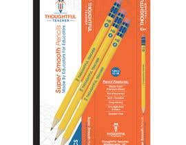 nº 23 pour Package Design For A Dozen Pencils par Mazeduljoni