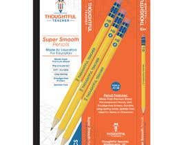 nº 24 pour Package Design For A Dozen Pencils par Mazeduljoni