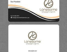 nº 66 pour Design Some Business Cards For A Ranch par sulaimanislamkha
