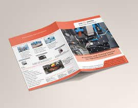 lipiakhatun8 tarafından Brochure Design – German Industry Machine Design için no 14