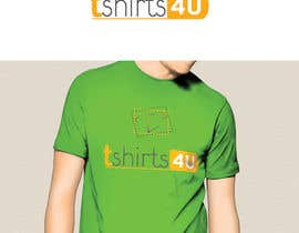 graphics7 tarafından Logo Design for new online tshirt shop - tshirts4u için no 22