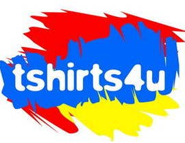 #5 for Logo Design for new online tshirt shop - tshirts4u af Stevieyuki