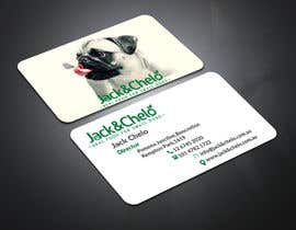 #161 cho Design a business card bởi jhumu2210