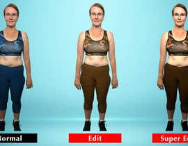 #42 untuk Edit photos to remove tattoos and change colour of clothing oleh madhavanraj