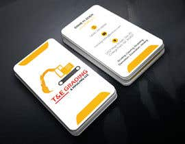 #209 for Lay out a simple business card by SLBNRLITON