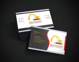 #213 for Lay out a simple business card by taiub