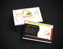 #216 for Lay out a simple business card by taiub