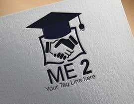 #230 untuk Me2 Logo and Tag Line oleh nabiekramun1966