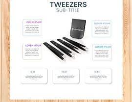 nº 25 pour Need Infographics designer for Beauty Tools par ashswa