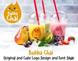 #602 untuk Build a brand identity for a Bubble Tea shop oleh DesignTed