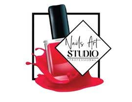 #12 for Create a Logo for a Nails Art Studio by JubairAhamed1