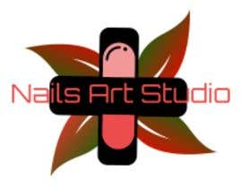 #2 for Create a Logo for a Nails Art Studio by xobairsunny