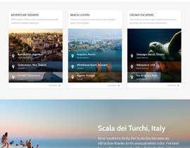 #71 for Build a travel blog website af kadir01