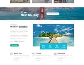 #74 for Build a travel blog website af ueccse1