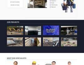 #4 para Design Website mock up por poroshsua080