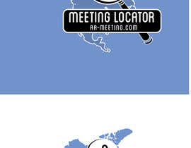 #9 for LOGO Design forAA Meeting Locator af cundurs