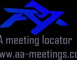 #5 for LOGO Design forAA Meeting Locator af saineefprasla