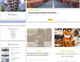 nº 15 pour Travel Tips Website Contest par SK813