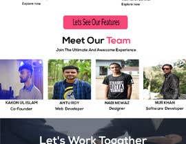 #39 для Design me a website от KAKON07