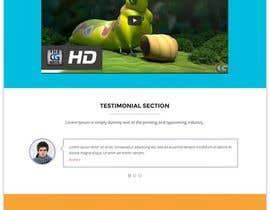 #51 untuk Design me a website oleh techTara