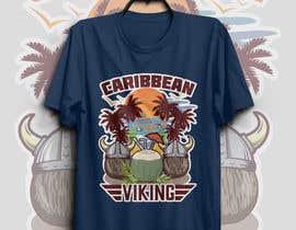 "FARUKTRB tarafından ""Caribbean Viking"" shirt designs için no 53"