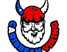 "polkurakina tarafından ""Caribbean Viking"" shirt designs için no 46"