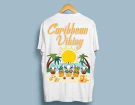 "kbadhon781 tarafından ""Caribbean Viking"" shirt designs için no 44"