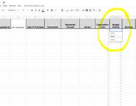 #7 for Urgent: Custom Google sheet to track work - *Google sheets only by addrainbow